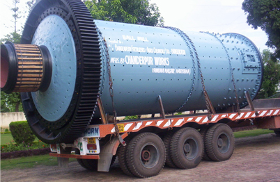 Ball Mill for fertilizer industry